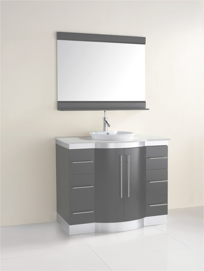 Beautiful Sears Bathroom Wall Cabinets Oak Bathroom Vanities Wood Bathroom within New Sears Bathroom Vanity