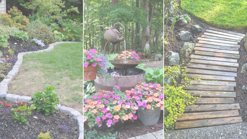 Cool 14 Cheap Landscaping Ideas - Budget-Friendly Landscape Tips For within Small Backyard Landscaping Ideas Do Myself
