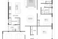 Cool 4 Bedroom House Plans & Home Designs | Celebration Homes with House Design Photos With Floor Plan