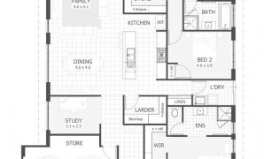 Cool 4 Bedroom House Plans & Home Designs | Celebration Homes with regard to Unique House Design Photos With Floor Plan