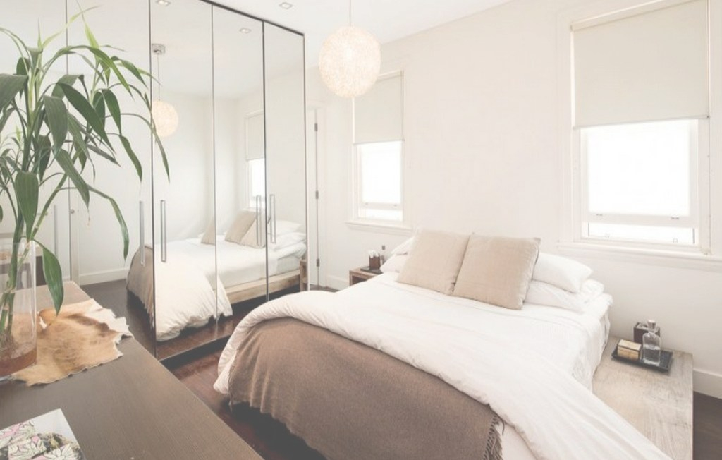 Cool 7 Ways To Make A Small Bedroom Look Bigger - Realestate.au throughout Make A Small Bedroom Look Bigger
