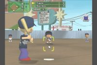 Cool Backyard Baseball 2005 Lets Play Vs Tigers – Youtube regarding Backyard Baseball 2005