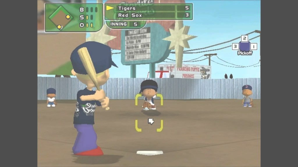 Cool Backyard Baseball 2005 Lets Play Vs Tigers - Youtube regarding Backyard Baseball 2005