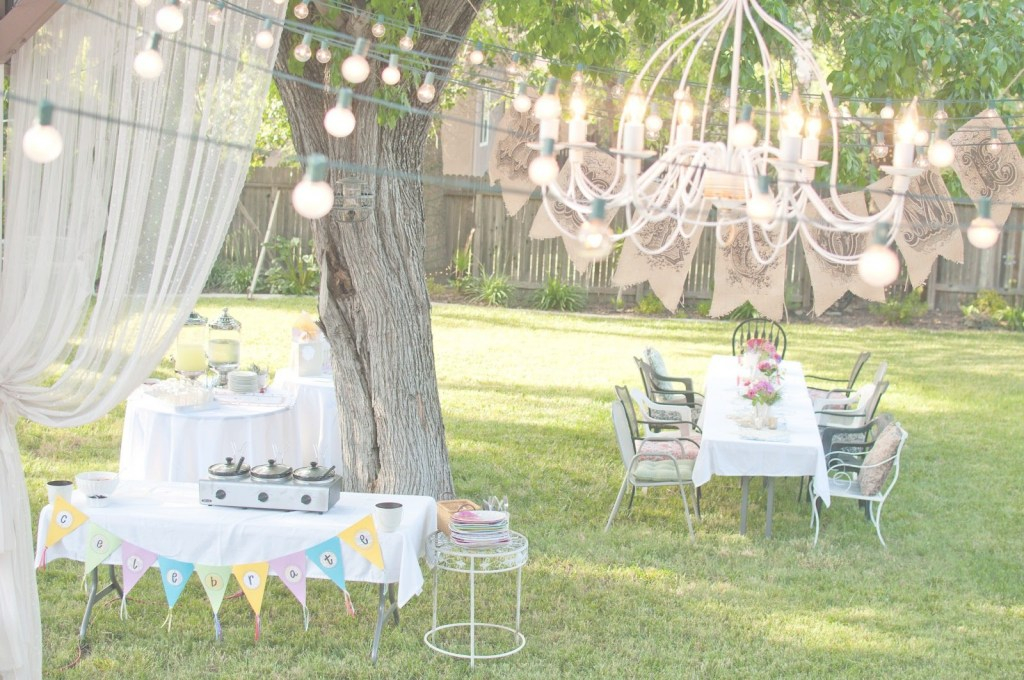 Cool Summer Backyard Birthday Party | Girly Party | Backyard Birthday with Awesome Backyard Birthday Party