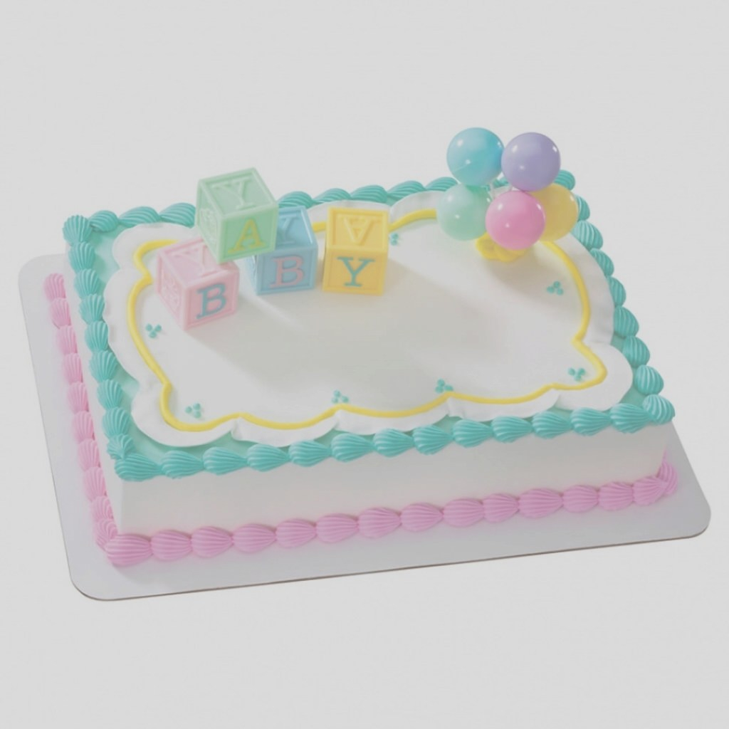Elite Amazing Heb Baby Shower Cakes - Modern Design Models for Lovely Heb Baby Shower Cakes