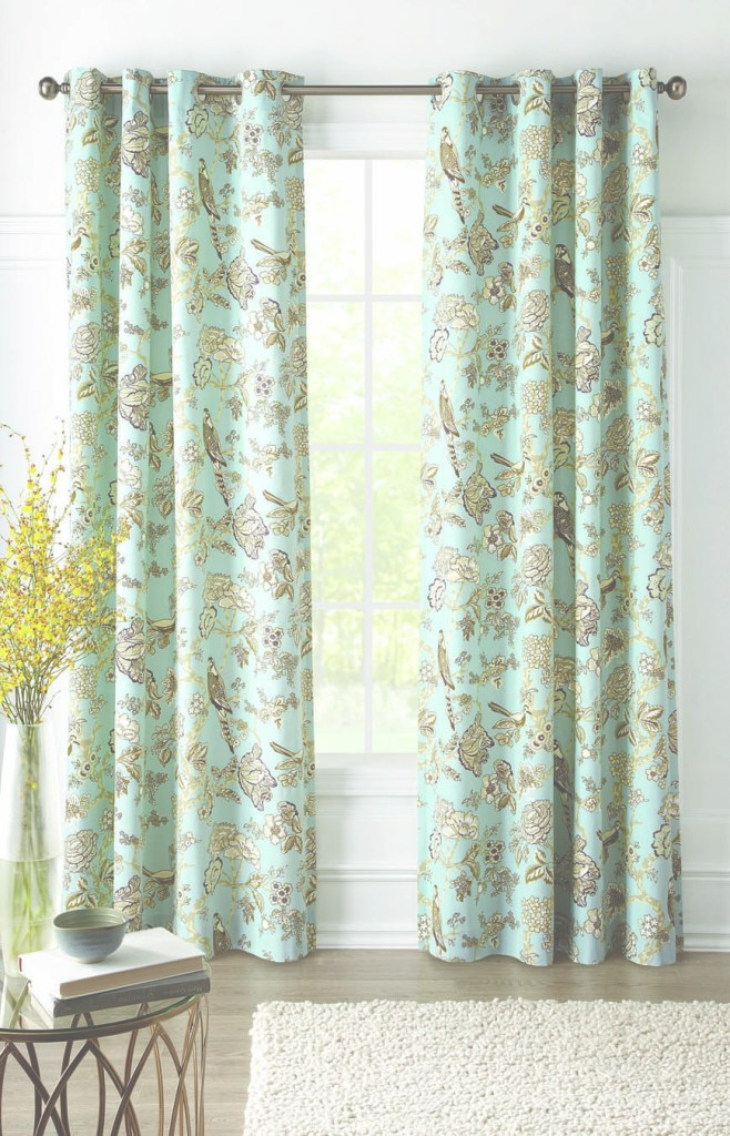 Elite Cobistyle Paradis Drapery At Sears - Pretty!! | Curtain | Curtains within Best of Sears Curtains For Living Room