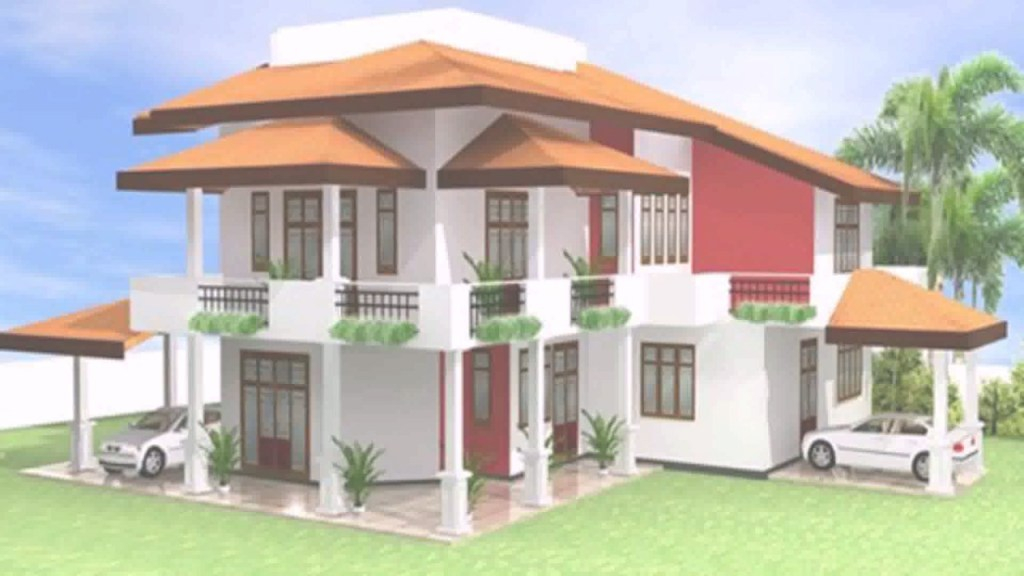 Elite House Plans Designs With Photos In Sri Lanka - Youtube with Best of New House Designs Sri Lanka