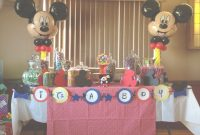 Elite Mickey Mouse Theme Baby Shower | Baby | Mickey Mouse Baby Shower throughout Unique Baby Shower Mickey Mouse