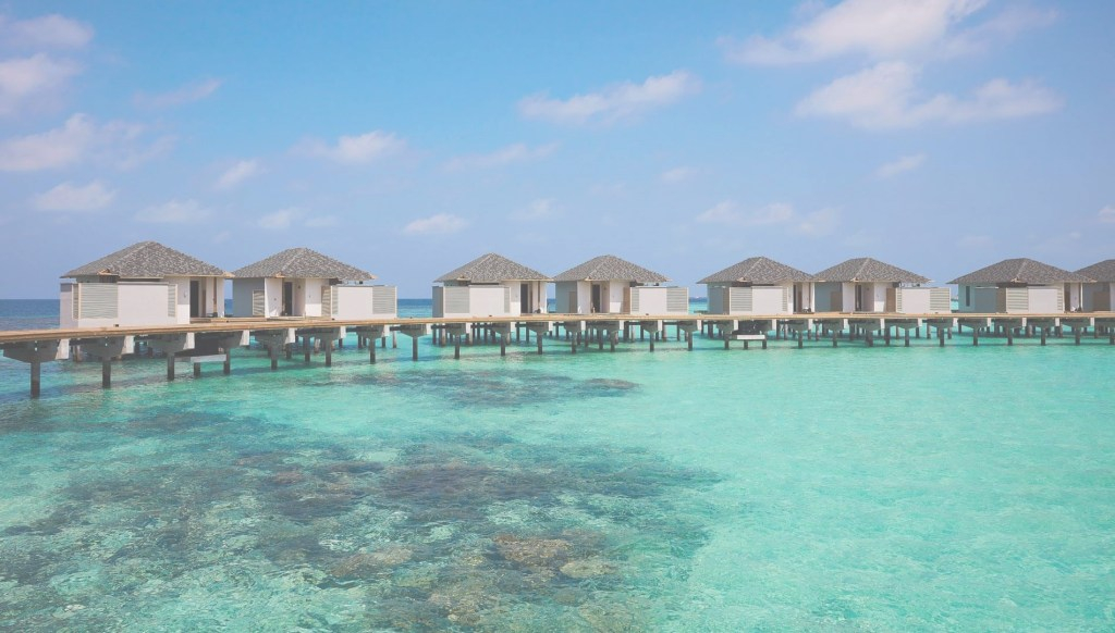 Elite Overwater Villa - Amari Havodda Maldives for Beautiful Maldives Overwater Bungalow