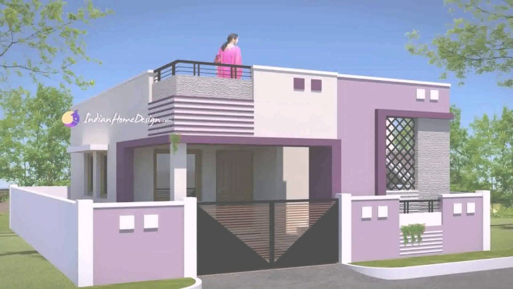 Elite Simple Indian Village House Design Picture - Youtube within Simple Village House Design Picture