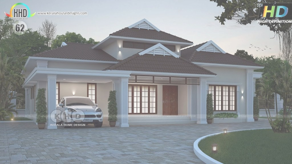 Elite Top 85 House Designs Of June 2017 - Youtube pertaining to Kerala Home Design 2017