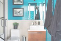 Epic 10 Paint Color Ideas For Small Bathrooms | Diy Network Blog: Made + throughout Small Bathroom Color Ideas