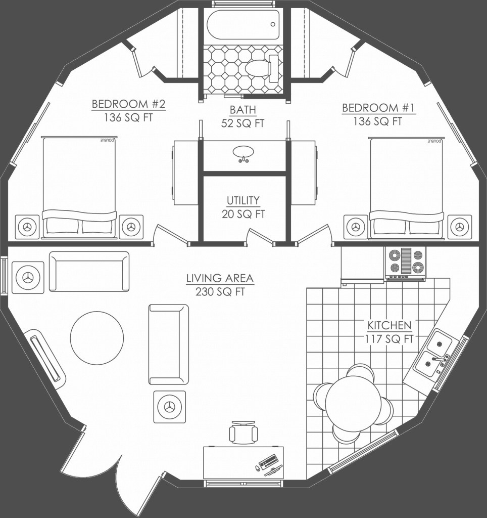 Epic 19 House Plans Round Home Design | Modern Family Dunphy House Floor Plan regarding High Quality Round House Design Plans