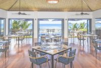 Epic Hotel Dining & Restaurants | Sheraton Resort & Spa, Tokoriki Island inside Inspirational The Dining Room Sheraton
