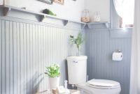 Epic The Simple, Affordable, Yet Totally Transformative Addition Your intended for Bathroom With Beadboard