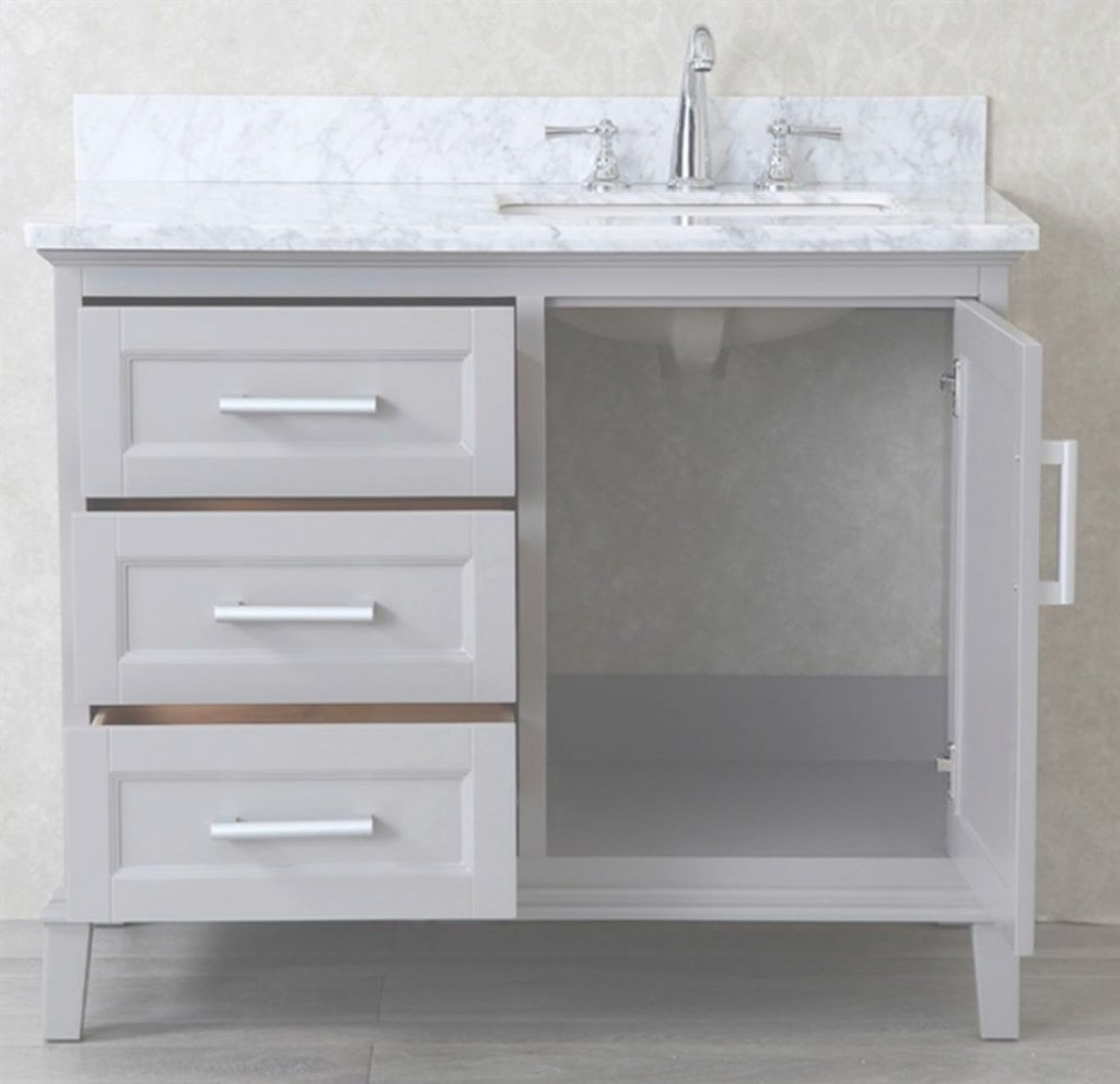 Fabulous Home Designs Bathroom Vanities Clearance Walmart Bathroom Vanities with regard to Bathroom Vanities Clearance