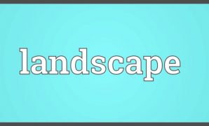Fabulous Landscape Meaning - Youtube with Landscape Meaning In Hindi