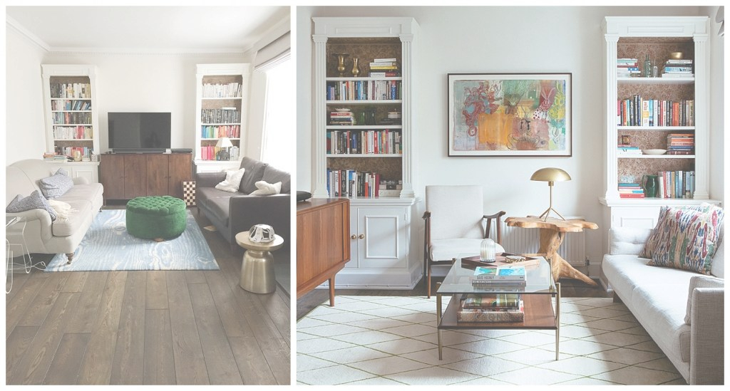 Fabulous Living Room : Before & After | Flat 15 Design & Lifestyle with regard to Best of Living Room Before And After
