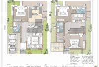 Fabulous Neoteric 12 Duplex House Plans For 30X50 Site East Facing 40 X 60 within Beautiful Duplex House Plans For 30X40 Site North Facing
