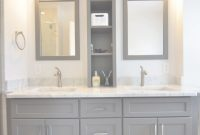 Fabulous Pinsmall Space Storage Ideas On Bathroom Storage Cabinets | Grey within Bathroom Vanity Designs
