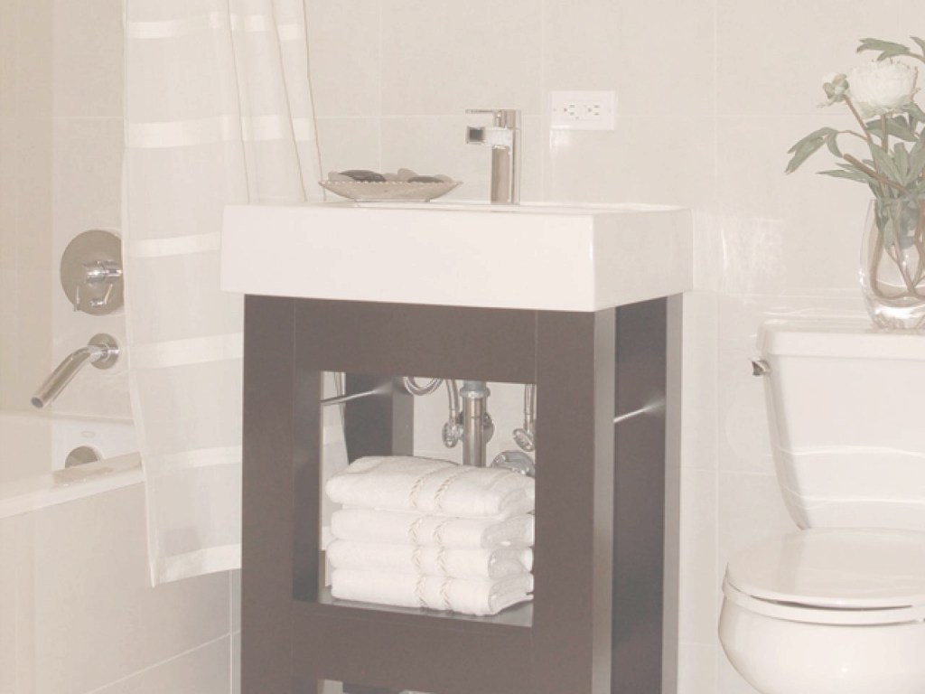 Fabulous Small Bathroom Vanities | Hgtv in Review Small Bathroom Cabinet Ideas