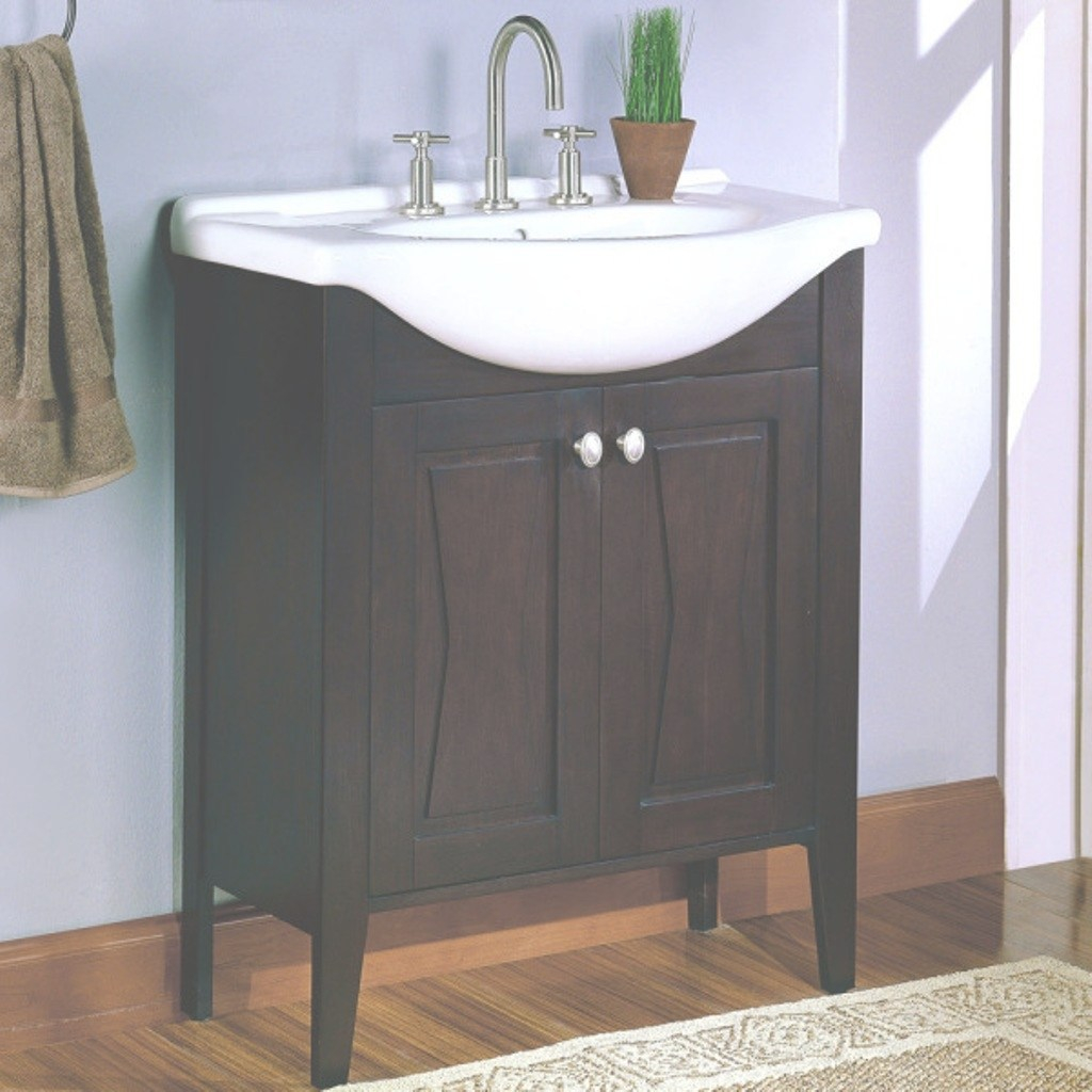 Fabulous Stylish Wooden Laminate Floor With Perfect Carpet And Black Vanity for Set Small Bathroom Vanity Sink Combo