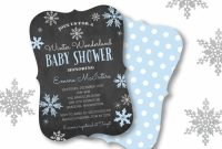Fabulous Top 5 Christmas Themed Baby Shower Ideas | Invitation Ideas with regard to Christmas Themed Baby Shower