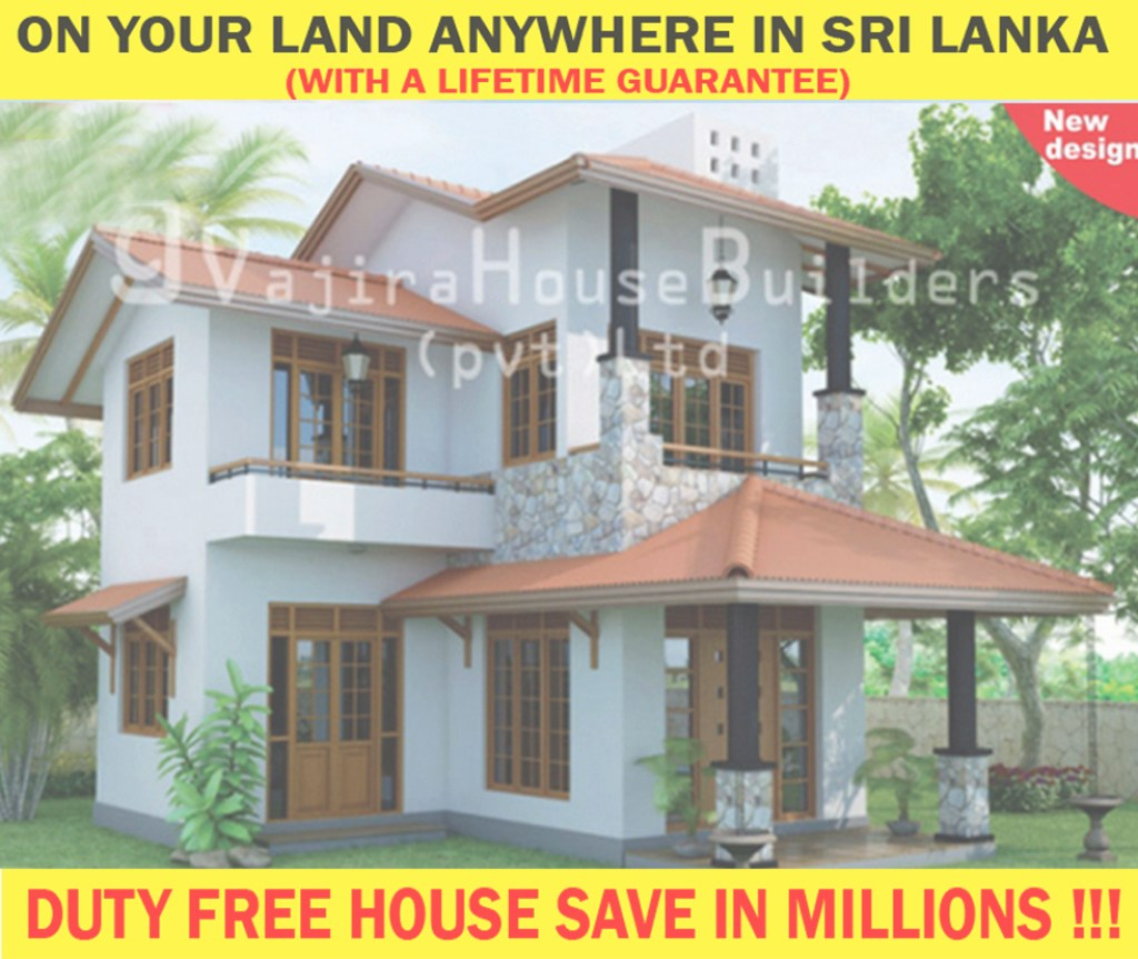 Fabulous Two_Storey | Vajira House Builders (Private) Limited | Best House for Best of New House Designs Sri Lanka