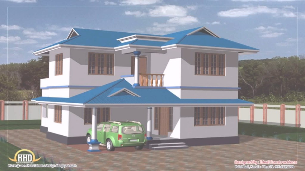 Fancy 3 Bedroom House Plans Indian Style - Youtube with 3 Bedroom House Plan Indian Style