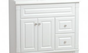 Fancy Estatersi Southport White 36-In Casual Bathroom Vanity At Lowes with Lowes Bathroom Vanities 36 Inch
