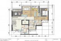 Fancy Floor Plan Layout | Bathroom | Floor Plan Layout, Enterier Design pertaining to House Design Photos With Floor Plan