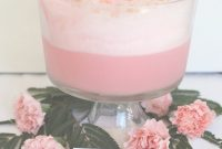 Fancy Pretty In Pink: Fabulous Frothy Baby Shower Punch | Confetti And throughout Baby Shower Punch Pink