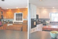 Glamorous 10 Diy Kitchen Cabinet Makeovers – Before & After Photos That Prove within Awesome Kitchen Cabinet Makeover Diy