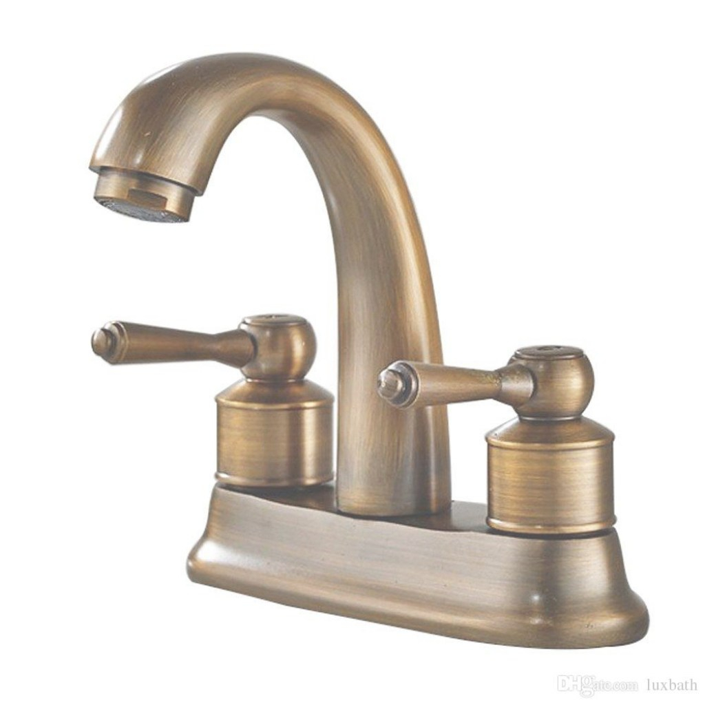Glamorous 2019 Rolya Wholesale Antique Copper Bathroom Faucet Old Style pertaining to Copper Bathroom Faucet