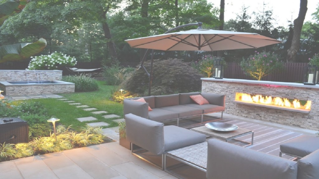 Glamorous 30 Beautiful Backyard Ideas - Youtube within Pretty Backyards