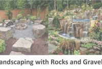 Glamorous Awesome Landscaping With Rocks And Gravel – Youtube in Rock Landscaping Pictures