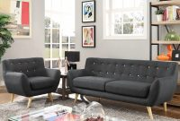 Glamorous Modern & Contemporary Living Room Furniture | Allmodern regarding Elegant Living Room Sets Cheap