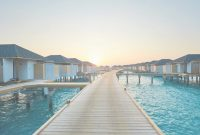 Glamorous Overwater Villa – Amari Havodda Maldives intended for Maldives Overwater Bungalow