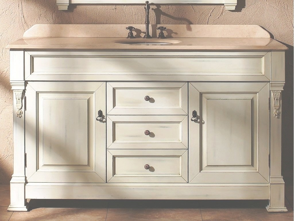 Inspirational 60 Inch Bathroom Vanity With Single Sink | Home Decor | Pinterest inside 60 Bathroom Vanity Single Sink