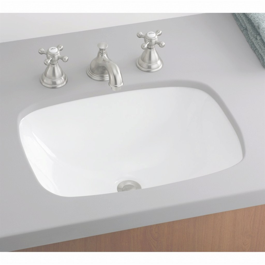 Inspirational Cheviot Ibiza Undermount Basin Bathroom Sink | Lowe's Canada in Undercounter Bathroom Sink