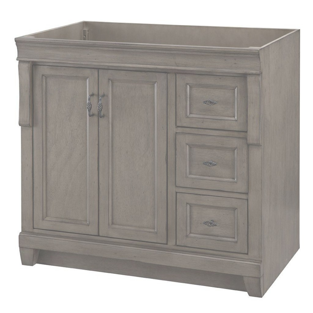 Inspirational Home Decorators Collection Naples 36 In. W Bath Vanity Cabinet Only in Awesome Home Depot Bathroom Vanities 36 Inch