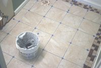 Inspirational How To Install Bathroom Floor Tile | How-Tos | Diy with regard to Ceramic Tile Bathroom Floor