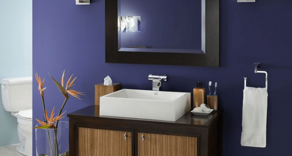 Inspirational The Best Paint Colors For A Small Bathroom intended for Small Bathroom Color Ideas