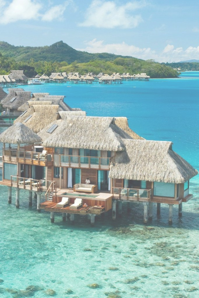 Inspirational The World's Best Overwater Bungalows | Travel | Travel To Fiji with regard to New Overwater Bungalows Florida