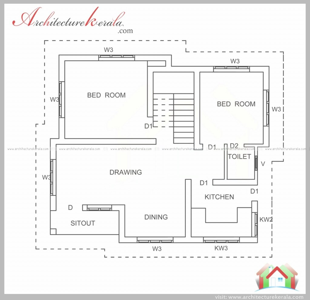 Lovely 25 Home Plan Design 800 Sq Ft | Nuithonie inside House Plans For 800 Sq Ft