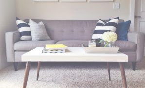 Lovely Awesome Ikea Hack Of The Week: A $60 Sleek Midcentury Coffee Table pertaining to Ikea Hack Coffee Table