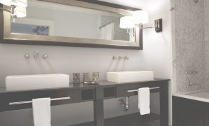 Lovely Double Vanities For Bathrooms | Hgtv in Bathroom Vanity Designs