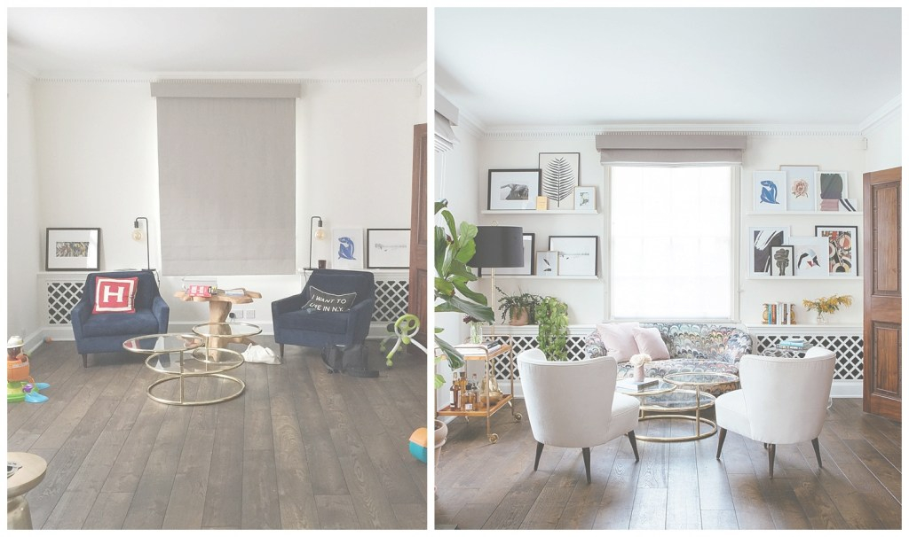 Lovely Living Room : Before & After | Flat 15 Design & Lifestyle in Best of Living Room Before And After