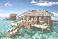 Lovely Overwater Bungalows In The Caribbean: Mexico, Jamaica, Panama with Set Overwater Bungalows Caribbean