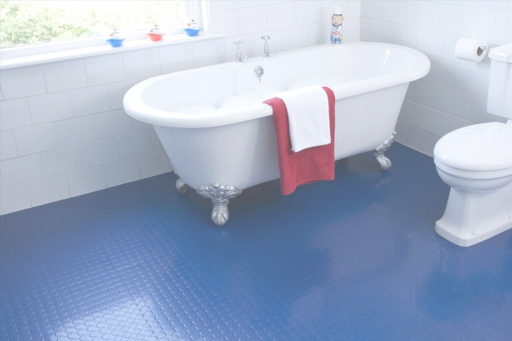 Lovely Rubber Bathroom Flooring: Photos And Products Ideas in Rubber Bathroom Flooring